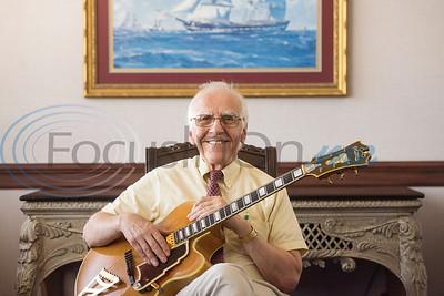 6/5/2018 Guitar Professor Franklin Kimlicko by Chelsea Purgahn