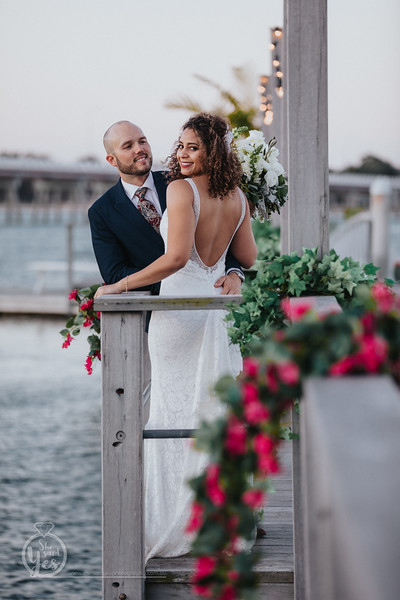 Wedding Photography at Sandstone Point Hotel