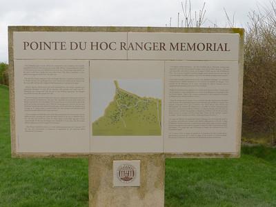 Pointe Du Hoc Ranger Memorial