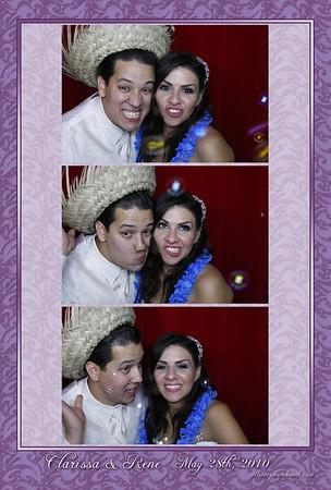 Clarissa and Rene's Wedding