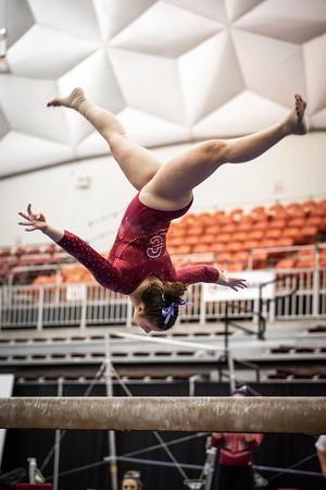 1/25/20, Centenary Gymnastics