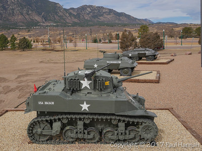 4th Infantry Division Museum - Fort Carson, CO - 2017