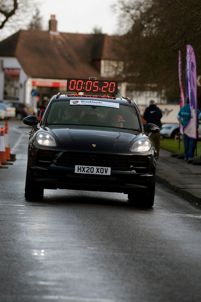 Surrey Half Marathon 2020 2