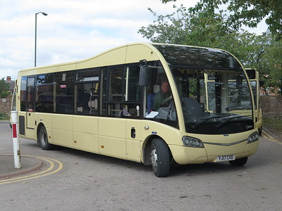 HEREFORD BUSES SEPT 2019