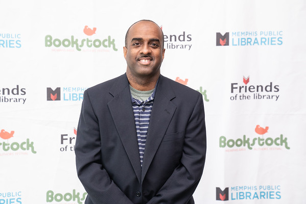 Benjamin L Hooks Library hosts Bookstock 2018