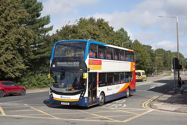 11th September 2019: Lancaster