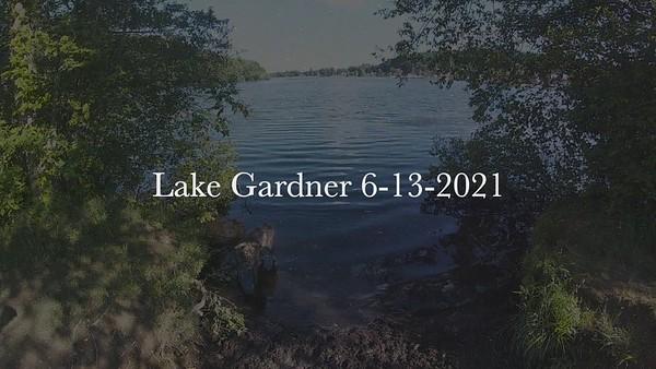Lake Gardner 6-13-2021