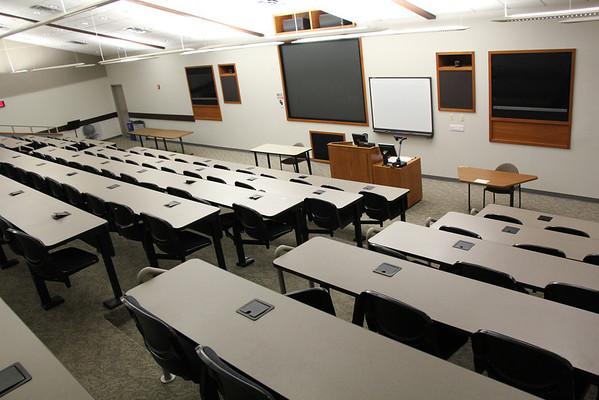 MAN Classroom Complex