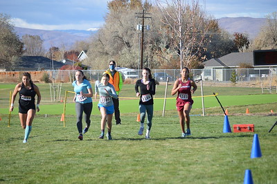2020 Yakima XC Series #3 - 4K Girls U19 (5) HIGH SCHOOL