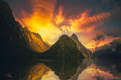 Milford Sounds Welcome to heaven on earth