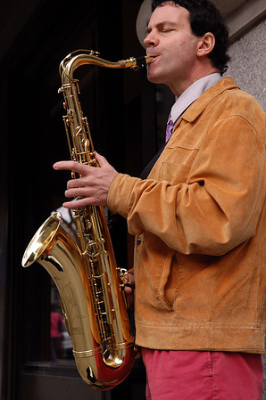 Starbucks Jazzman