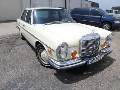 1968 Mercedes