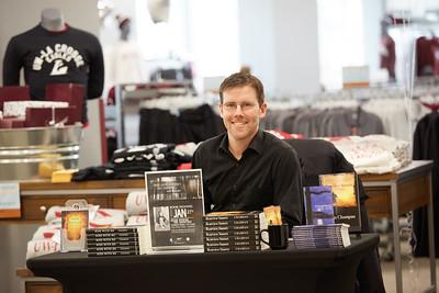 2017 UWL Alumni Brett Champan Author