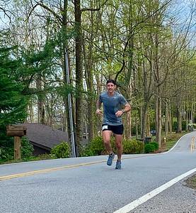 Altamont Challenge Half marathon 4/6/19