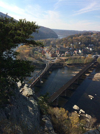 Harper's Ferry Maryland Heights
