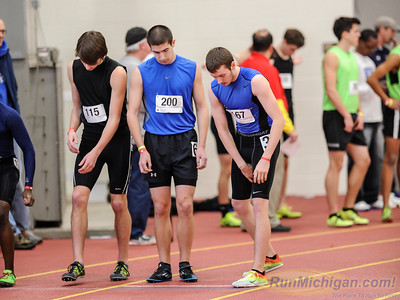 Boys' 800 Meters - 2014 MITS State Meet