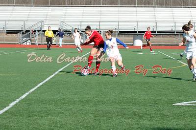 V Girls Soccer