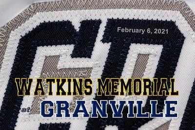 2021 Watkins Memorial at Granville (02-06-21)