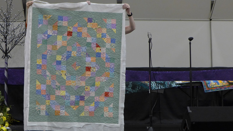 Quilt by Jackie Beard