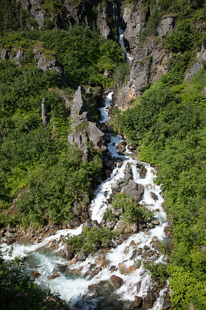 Denali Faultline Falls