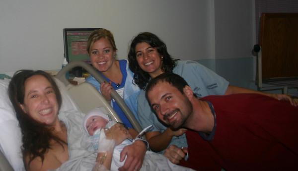 Baby zamir born