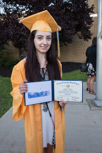 Cynthia's graduation 2017