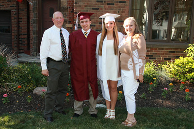 2014 Twins Graduation