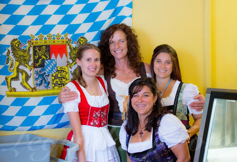 Oktoberfest Grils 2013