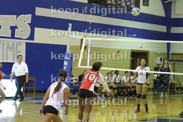 McCallum vs Travis Vball 09_23_11