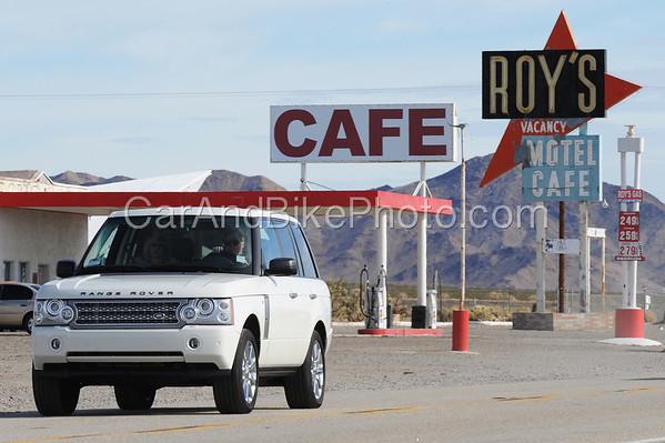All Range Rover types