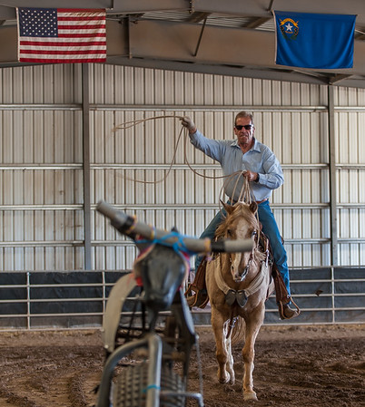 Roping Photos