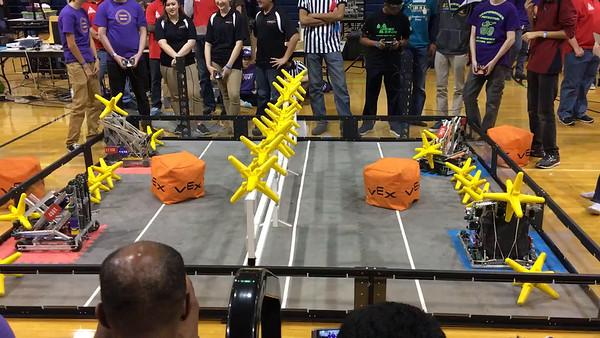 VEX - South Texas Championship 2-25-17
