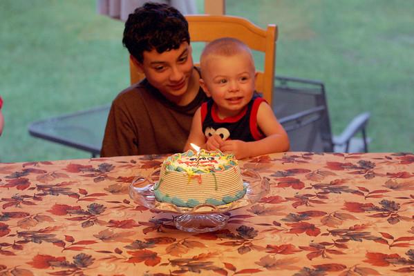 Dacio Birthday 8-14-09