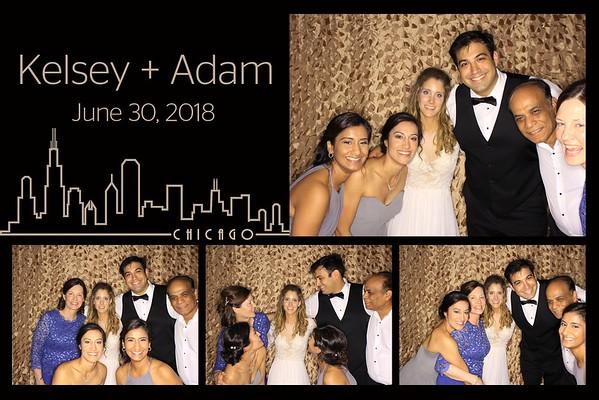 Kelsey & Adam