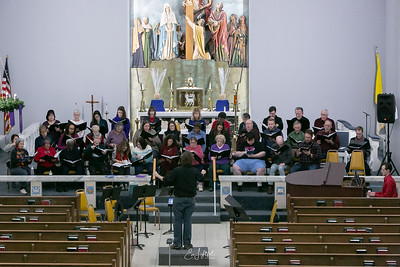 Maryland Choral Society, December 7, 2018