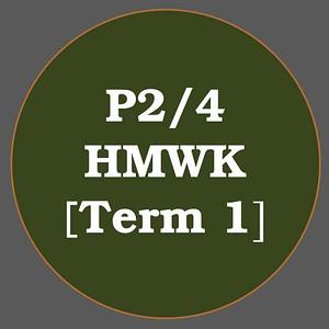 P2/4 HMWK T1