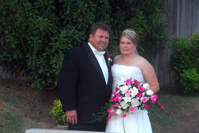 Justine & James Dowell Wedding August 7, 2010