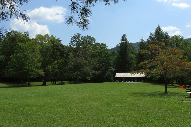 Pink Beds Picnic Area & Trailhead