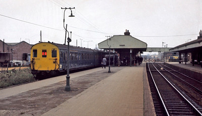 Swanage branch, 1972: the last day