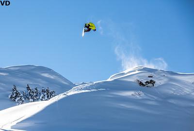 Torgeir Bergrem in Arlberg