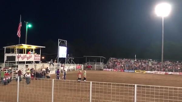 2021-07-24 Lane at Rodeo
