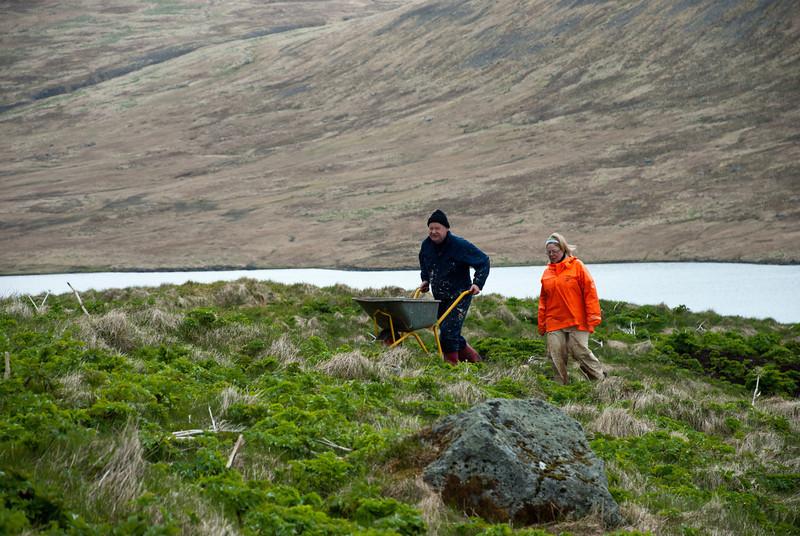 Jón Heimir og Guðmunda
