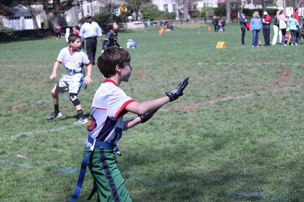 2013 Giants Flag Football