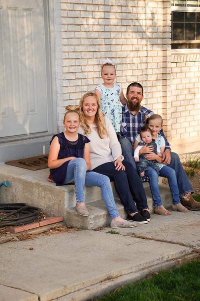 Laney + Rod Family