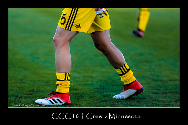 CAROLINA CHALLENGE CUP 18 | Columbus Crew v Minnesota United | 2-24-18