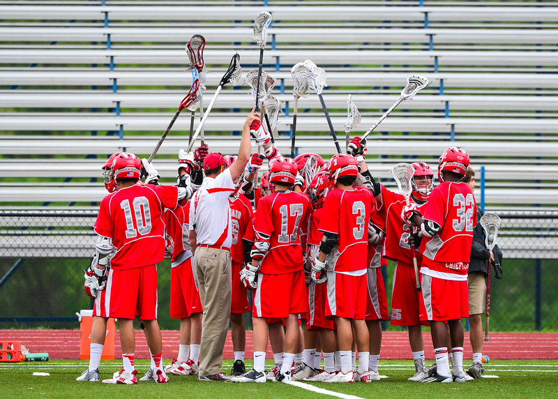 2013 - Varsity (boys) v. Southington - May 11, 2013
