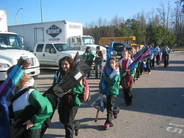2007-02-24: Green Hope Art In Motion