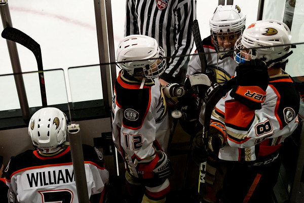 Jr Ducks Vs OCHC Game 2 12-1-19