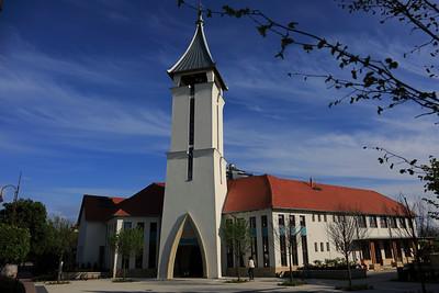 The New Holy Spirit Church of Veresegyház — Az új,  veresegyházi Szentlélek templom