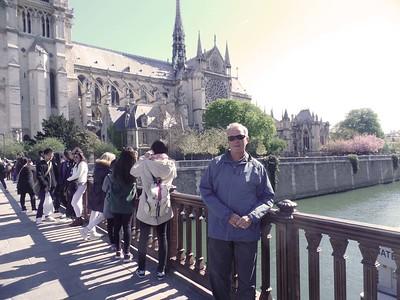 2016-05-01 - Paris including Notre Dame